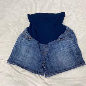 ⭐️2/$20⭐️American Star Maternity Jean Shorts